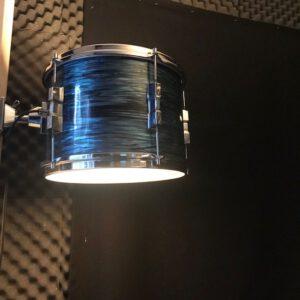 Drum wandlamp