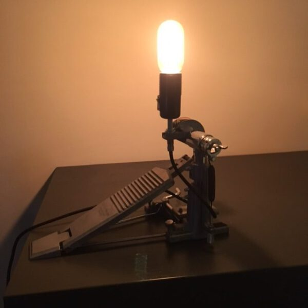 vintage drumlamp yamaha