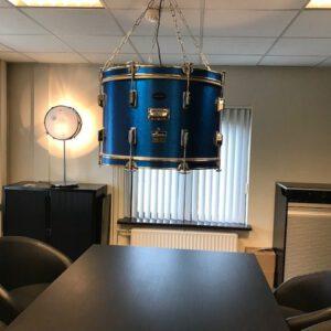 hangende bassdrum lamp Maxwin