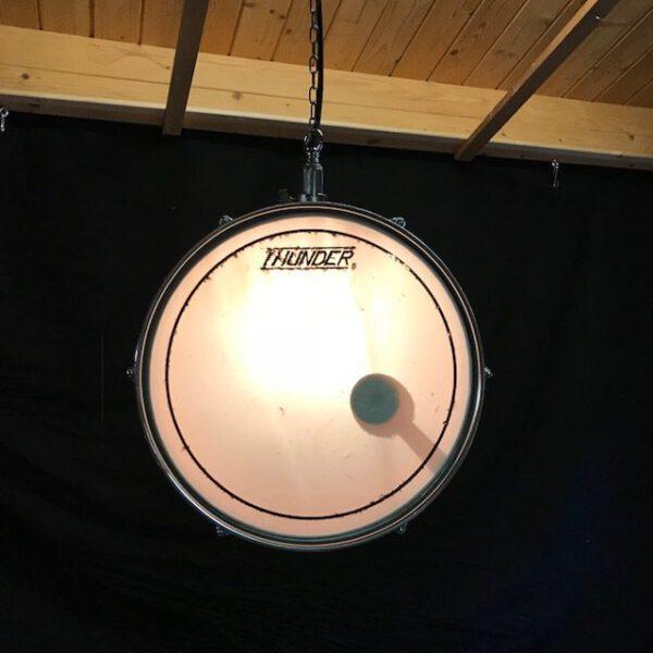 Stoere drum hanglamp Thunder