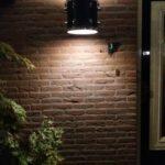 buiten lamp