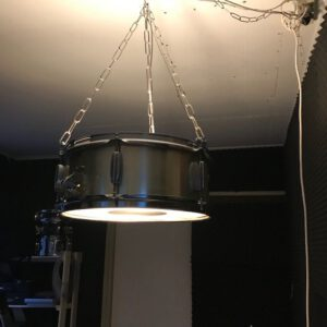 Stoere hang drumlamp Arai