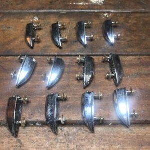 Set vintage lugs met spanschroeven