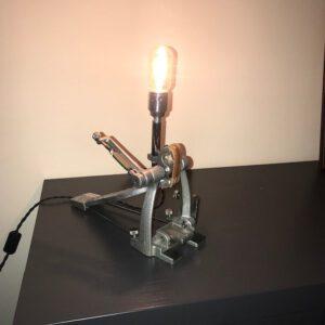 Pearl Vintage pedaal lamp