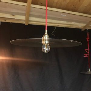 Vintage hanglamp Meinl