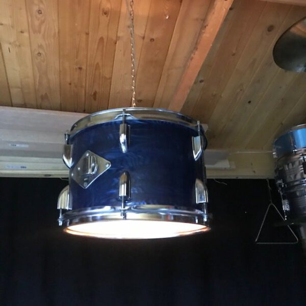 Blue hanglamp