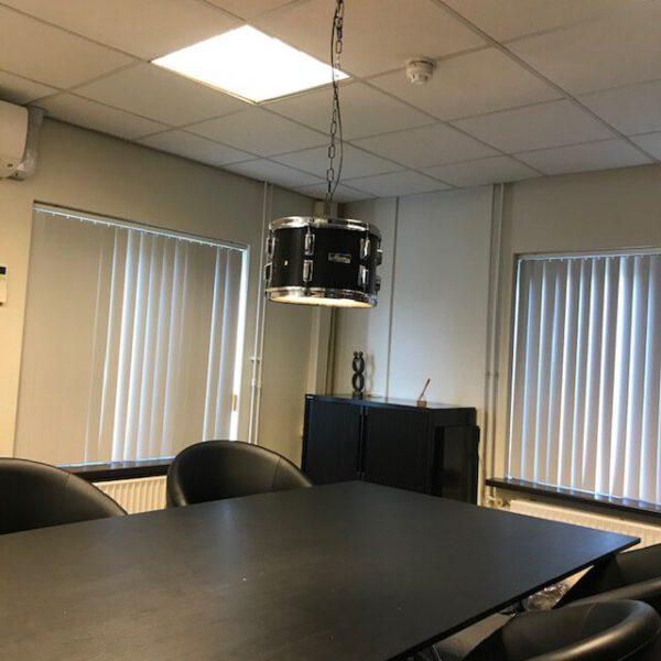 Zwarte Maxwin hanglamp