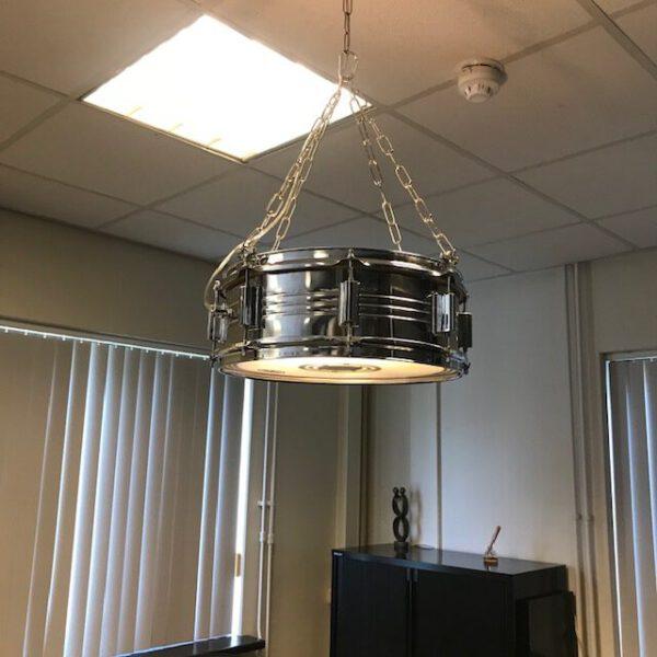 Stoere snaredrum hanglamp