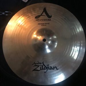 Zildjian A Custom medium crash 14inch
